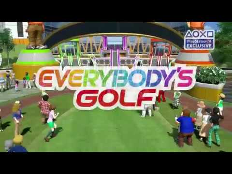 Everybody's Golf - Video