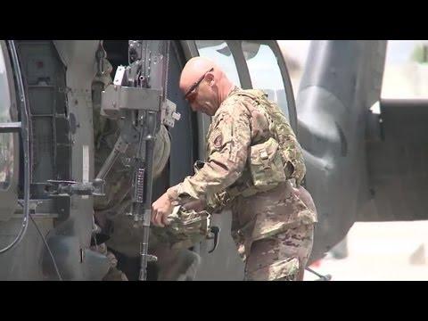 Battlefield Circulation – Forward Operating Base Gamberi, Afghanistan