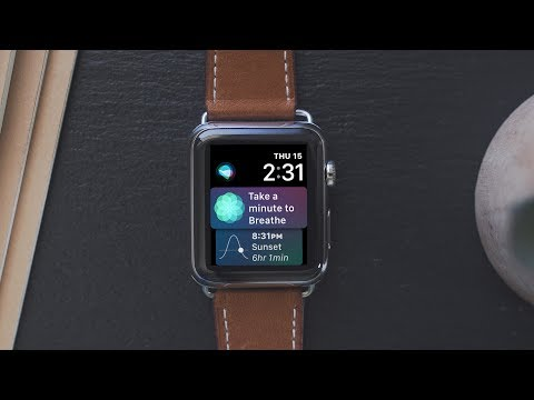 Hands-On with watchOS 4!