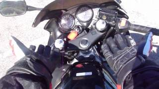 How to ride a motorbike, Starting & Gear Shifting