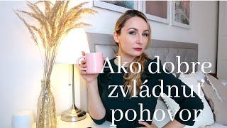 Ako Zažiariť Na Pohovore 🌟 | Kávička S Pauli ☕️