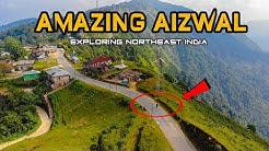 AMAZING AIZAWL ?  Silchar to Mizoram Aizawl Story - Northeast India