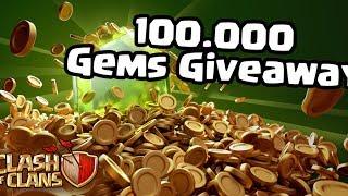 100.000 Gems für Giveaways | Viele Community Events