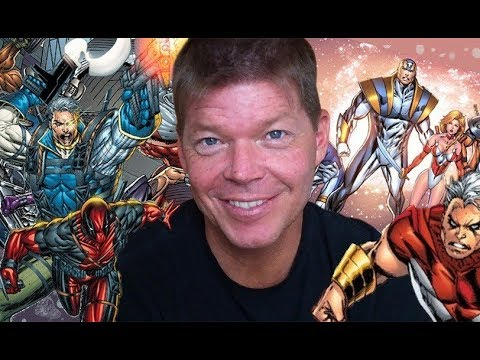 Comic Book Artist Rob Liefeld Doesn't Understand Commercial Art