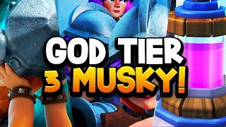 3 MUSKETEER GOD REVEALS HIS BEST PRO TIPS!