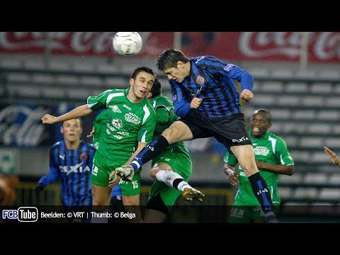 2007-2008 - Beker Van België - 01. 16de Finale - Club Brugge - Francs Borains 4-2