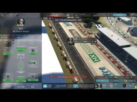 Let's Play Motorsport Manager LITE(Braking Point cont'd) - 23  