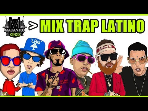 Mix Trap Latino 🎶 24 Horas Maliantiando 🚀🚀🚀