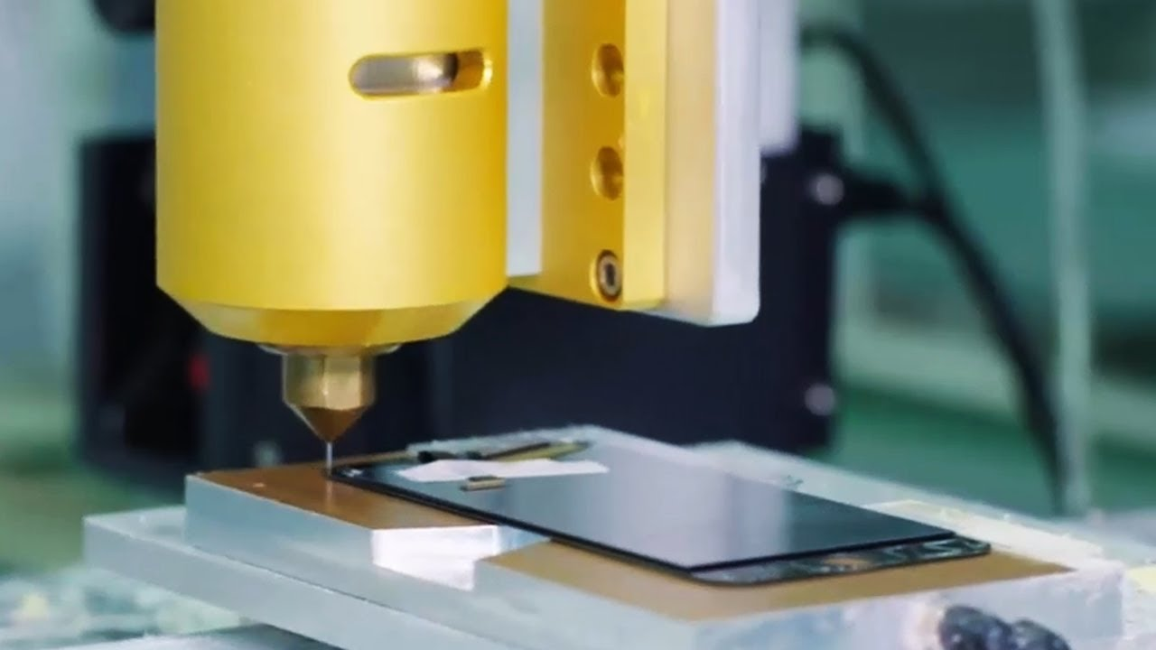 How Smartphones Are Made in Factory