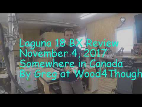 Laguna 18BX Review