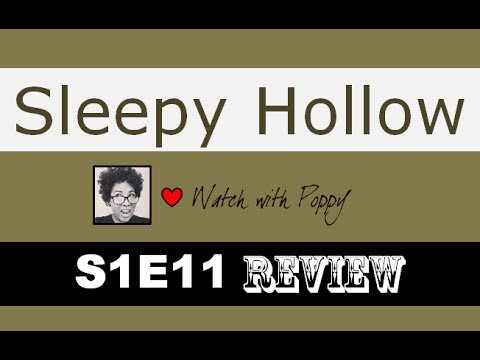 """Sleepy Hollow 1X11 Episode Review """"The Vessel"""""""