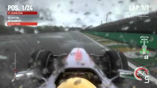 F1 2010 PC ON HD 4890 MAX SETTINGS 1920X1080