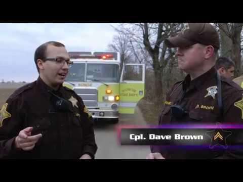 Deputies of Delaware County  - Water Rescue