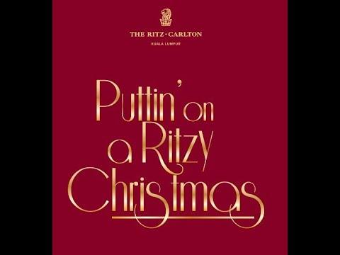 The Library | The Ritz-Carlton, Kuala Lumpur - Ritzy Christmas 2017