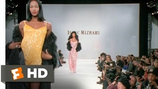 Unzipped (10/10) Movie CLIP - The Runway (1995) HD