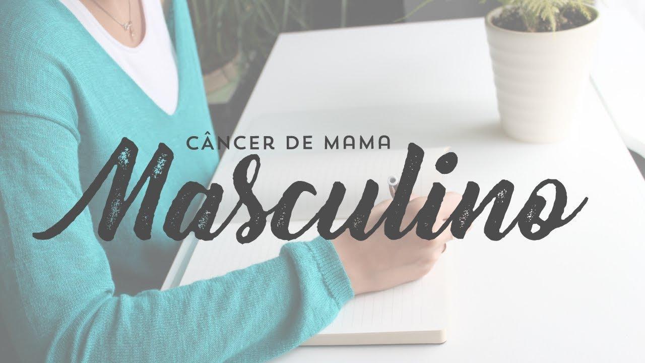 fotos de cancer de mama masculino