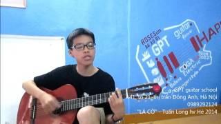 Lá cờ (Học viên GPT guitar school)