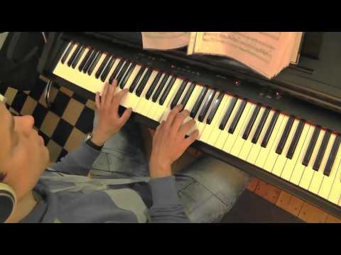 Ed Sheeran - Afire Love - Piano Cover - Slower Ballad Cover