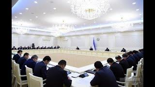 Президент Шавката Мирзиёева 31 октября 2018 года провел совещание по вопросам сельского хозяйства