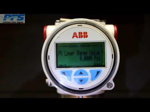 ABB 266 DP Transmitter