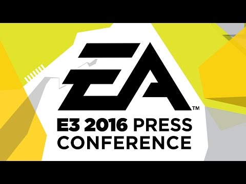 EA Press Conference - E3 2016 [Full livestream]