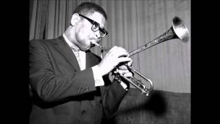 """On the Alamo""  Dizzy Gillespie with orchestra conducted by Johnny Richards 1950"