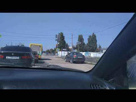 Едем отправлять посылки на автовокзал Красноперекопска.