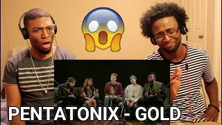 Gold – Pentatonix (Kiiara Cover) (REACTION)