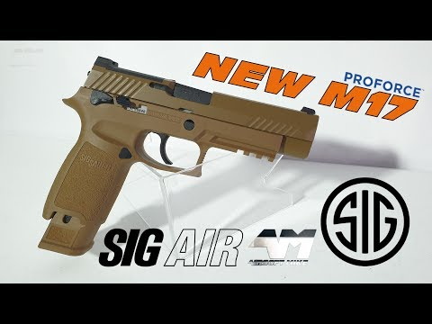 sig-sauer-proforce-p320-m17-/-sig-air-/-airsoft-unboxing-review