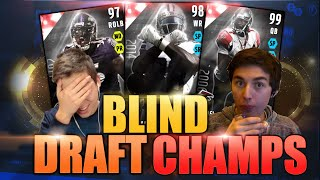 QUICKSELLING AN ULTIMATE LEGEND! BLIND DRAFT & PLAY W/ LOSTNUNBOUND! MADDEN 16 DRAFT CHAMPIONS