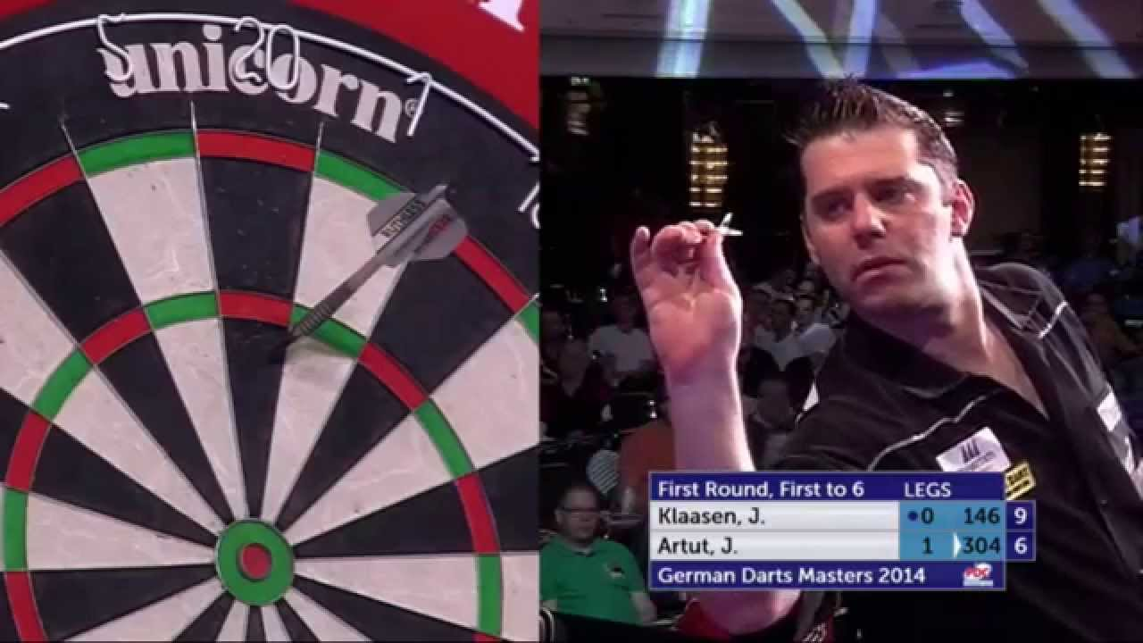 Darts German Masters 2021