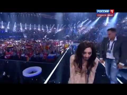 Евровидение 2014 ПОБЕДИТЕЛЬ КОНЧИТА ВУРСТ РЕЗУЛЬТАТЫ Смотреть Онлайн Видео Повтор Запись