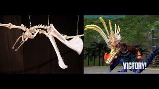 Jurassic World - Dino File No.25 Tropeognathus 脊颌翼龙 トロペオグナトゥス