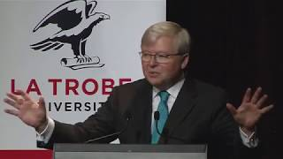 Kevin Rudd on China's Rise and a New World Order-26 Oct 2017