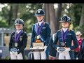 Dressage Jumping and Eventing EU-CH 2018 CH/J/YR