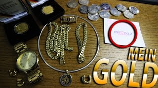 Cover images MEIN GOLD XXL VLOG | Angel