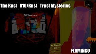 *WARNING! ROBLOX HORROR!* | The Rust_010/Rust_Trust Mystery | UlfsaarMajor