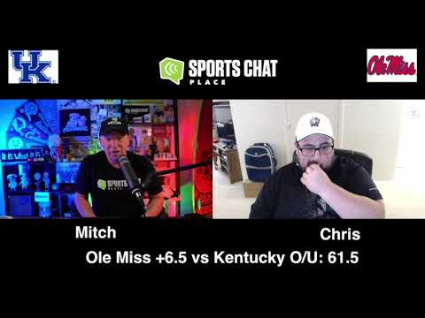 Ole Miss at Kentucky - College Football Picks & Prediction - Saturday 10/3/20   Sports Chat Place