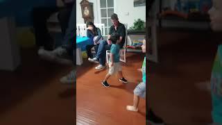 Baby Ant & Lil Jon John Dance to Rap Song