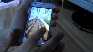 обзор игр на LG Optimus L5 White#1