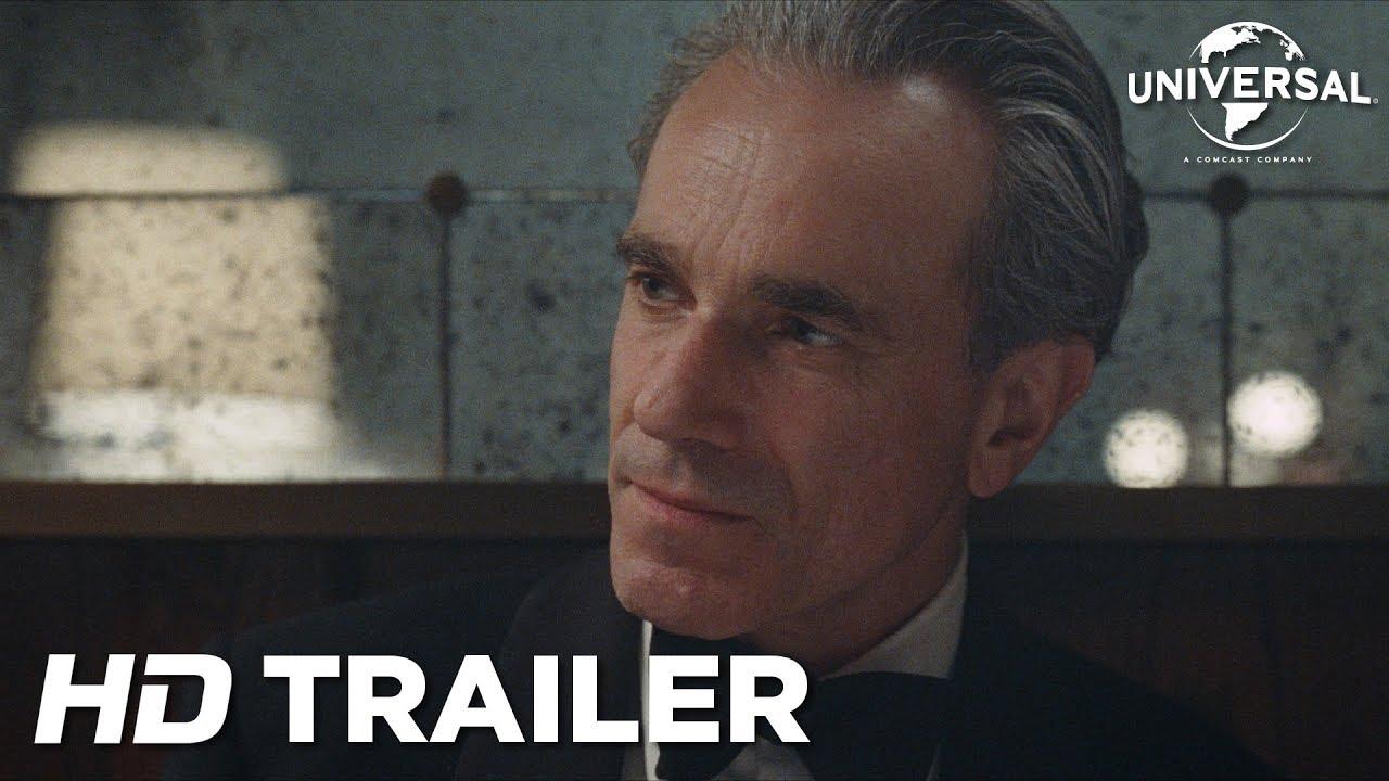 """""""Αόρατη Κλωστή"""" // Phantom Thread - Trailer"""