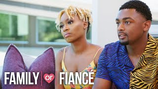 Justin Had No Say in Cortne's Abstinence Vow | Family or Fiancé | Oprah Winfrey Network