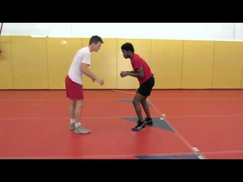 Chris Prickett Technique Session: Underhook - Elbow Pop and Single Leg Setups