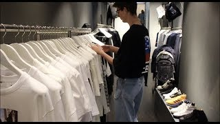 XL Köln Shopping Vlog 💶 / Justhypebeast
