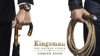 Люди Короля: Золотой Круг/Kingsman: The Golden Circle Русский Трейлер