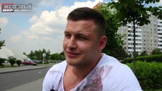 Дмитрий Винокуров об успехах белорусских пауэрлифтеров