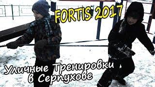 FORTIS 2017 [Уличная Функциональная Тренировка в Серпухове]. Отчет от 25.11.2018 года