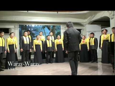 Waray-Waray - UST Singers