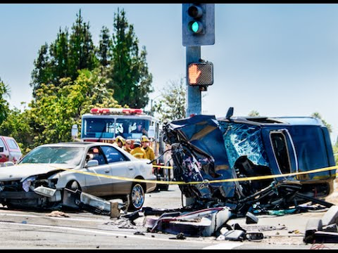 Hemet: Hit and Run Causes Terrible Collision and Major Injuries