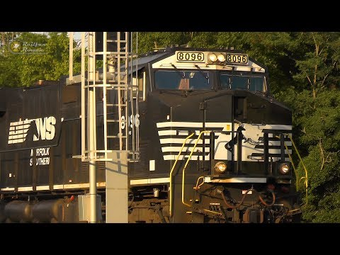 An Exciting, Train-Filled Evening at Bristow! | Railfan Rowan